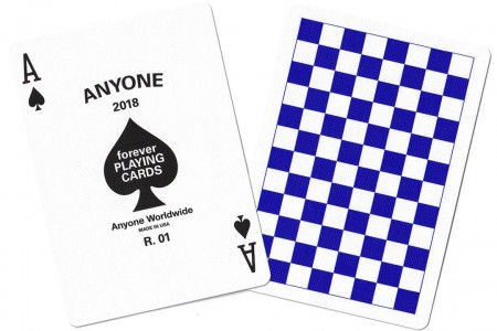【USPCC撲克】FOREVER CHECKERBOARD PLAYING CARDS S103049517