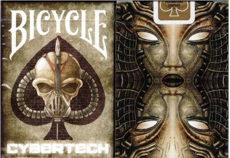 【USPCC撲克】Gilded Limited Edition Bicycle Cybertech S103049719