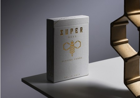 【USPCC撲克】SUPER BEES PLAYING CARDS S103049755