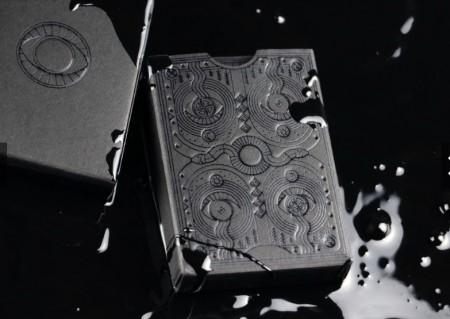 【簡子製造】新人類手裏劍 Transhuma Playing Cards S103050357
