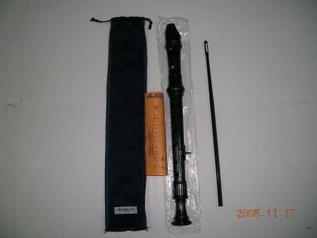 AULOS 高音直笛 303A 英式 日本製(全新產品)