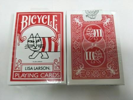 Bicycle Playing card Lisa Larson
