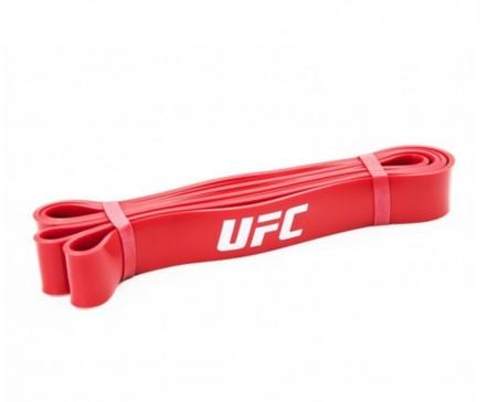 【線上體育】UFC 健力彈力繩-紅,中, UFC商標 PS030039-40-03-F