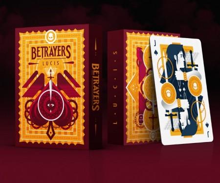 Betrayers Lucis 【USPCC撲克】 S103049618