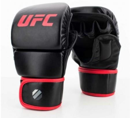 【線上體育】UFC MMA 散打手套,8oz-黑 S/M PS090073-20-22-F