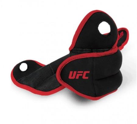 【線上體育】UFC UFC 指扣型腕部沙袋-1kg,黑,UFC商標 PS100108-20-02-F