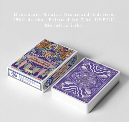 【USPCC撲克】Dreamers bicycle avatar S103049595