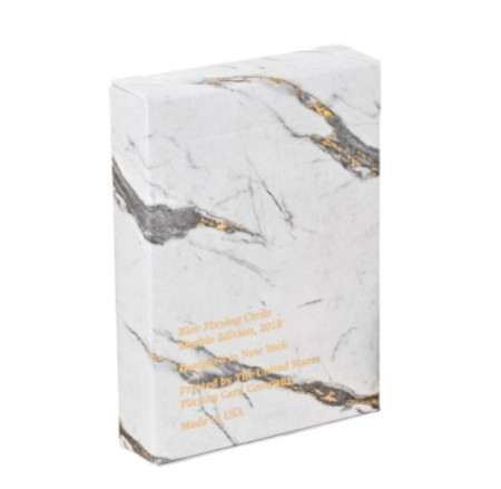 【USPCC撲克】Marble Playing Cards