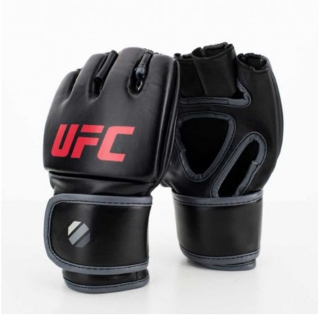 【線上體育】UFC MMA 露指手套,5oz-黑 S/M PS090072-20-22-F