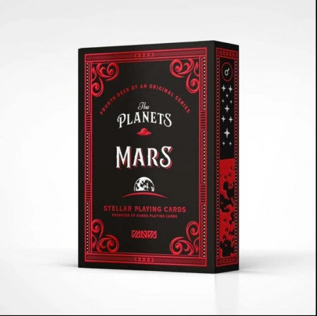 【USPCC撲克】The Planets: Mars Playing Cards 火星 S103049429