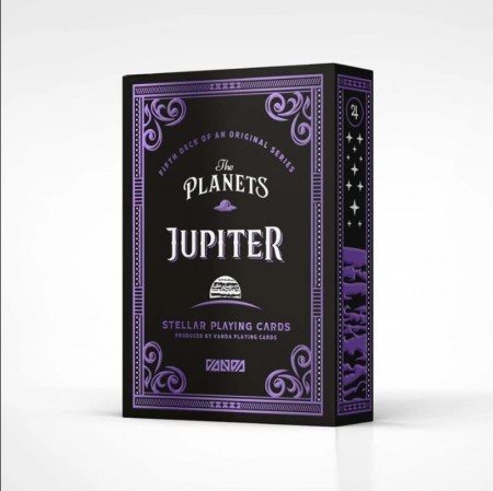 【USPCC撲克】The Planets: JUPITER 木星 Playing Cards S1030494291