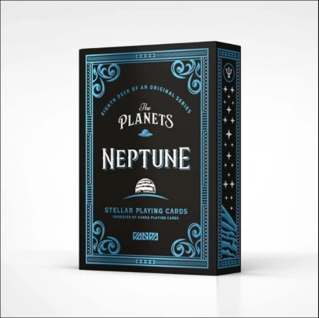 【USPCC撲克】The Planets: NEPTUNE 海王星 Playing Cards S1030495591