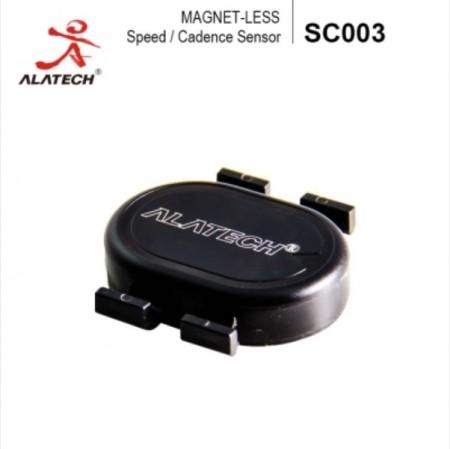 【線上體育】ALATECH 無磁石自行車速度踏頻感測器 SC003