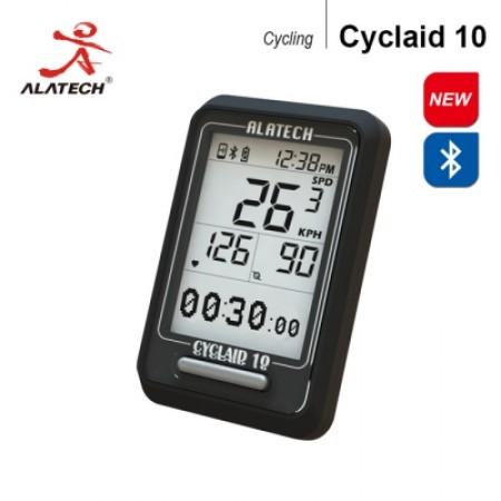 【線上體育】ALATECH Cyclaid10藍牙自行車錶 CB300
