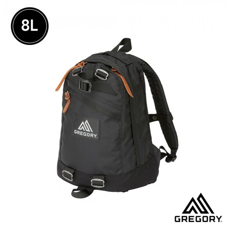 GREGORY 8L LITTLE STEPS DAY後背包 黑, OS【線上體育】 GG115440-1041