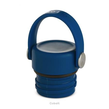 【線上體育】HYDRO FLASK HFSFX407標準口提環型瓶蓋 鈷藍色, OS