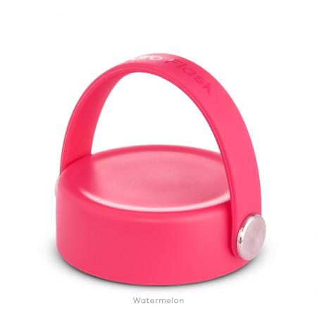 【線上體育】HYDRO FLASK HFWFX618寬口提環型瓶蓋 西瓜紅, OS