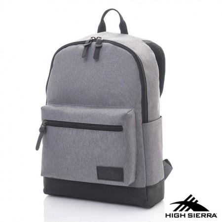 【線上體育】HS85785-595523L ICON SLIM電腦背包 印刷灰, OS