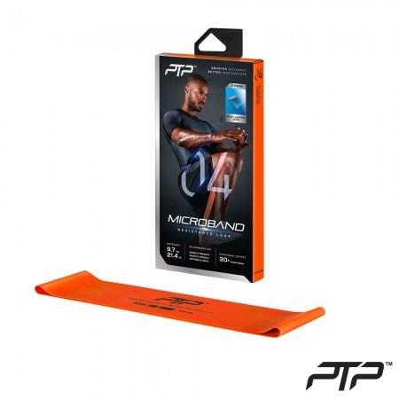 【線上體育】PTP迷你環狀彈力帶 L4 (9.7公斤) PP-MICRO4001