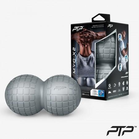 【線上體育】PTP肌筋膜按摩球 花生球 PP-MYOX2-BALL001