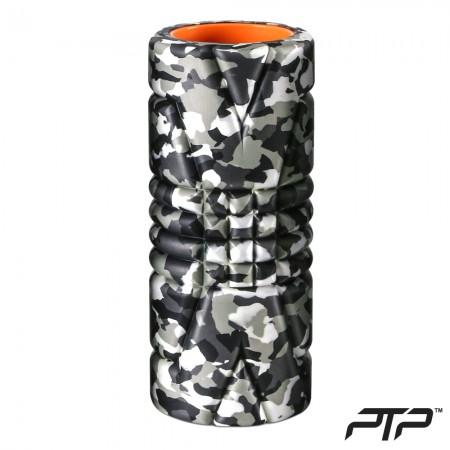 【線上體育】PTP運動滾筒 33公分 迷彩 PP-XR-CAMO001