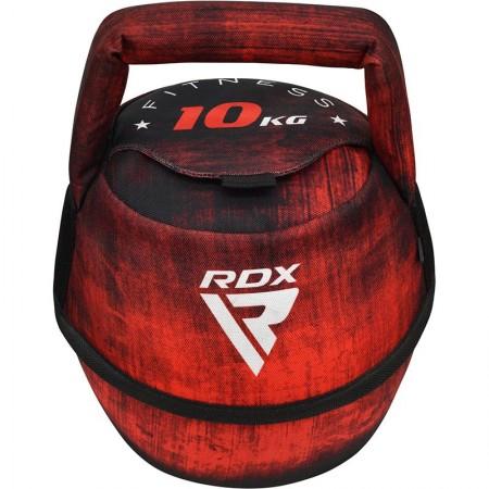 【線上體育】RDX 壺鈴 F1 RED/BLACK-10KG RDXKBC-F1RB-10KG