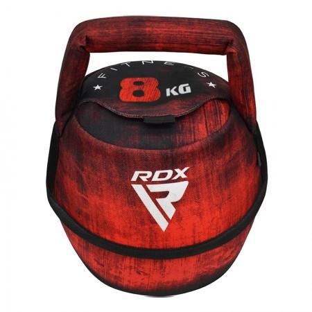 【線上體育】RDX 壺鈴 F1 RED/BLACK-8KG RDXKBC-F1RB-8KG