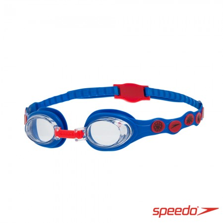 SPEEDO 幼童運動泳鏡 蜘蛛人【線上體育】SD808382C841