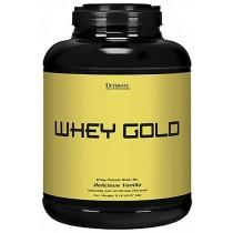 【UN經銷】馬力偉金牌乳清蛋白WHEY GOLD香草 5LB-Y40201