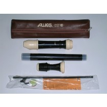 AULOS 509B 中音直笛 日本製(全新產品)-S46203