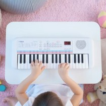 【線上體育】YAMAHA PSS-E30 迷你37鍵電子琴-白色(原價2999,特價2500)