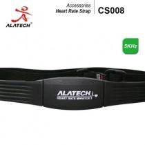 【線上體育】ALATECH CS008 5KHz橡膠側扣式心率帶