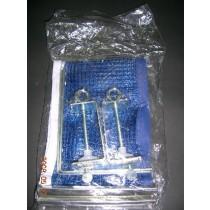 【線上體育】鐵人附網桌架NO.1695B(塑膠袋包)D806105