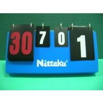【線上體育】NITTAKU 三用計分板 新版七局製D814