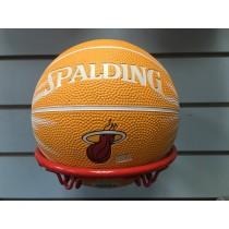 【線上體育】斯伯丁小籃球 #3 熱火 07'65472