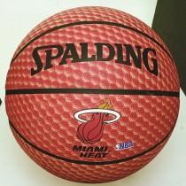 【線上體育】斯伯丁小籃球 #3 熱火 08'65669