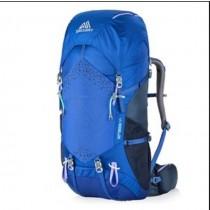 【線上體育】女 44L AMBER登山背包 PEARL BLUE珍珠藍 GREGORY