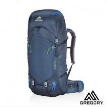 【線上體育】65L STOUT登山背包 NAVY BLUE海軍藍 GREGORY