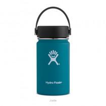 【線上體育】HYDRO FLASK HFW12TS380HYDRATION系列 真空保冷/熱兩用鋼瓶12oz寬口 玉石綠, OS
