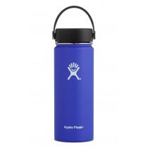 【線上體育】HYDRO FLASK HYDRATION系列 真空保冷/熱兩用鋼瓶12oz寬口 藍苺紫, OS
