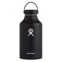 【線上體育】HYDRO FLASK HYDRATION系列 真空保冷/熱兩用鋼瓶64oz寬口 時尚黑, OS