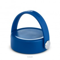 【線上體育】HYDRO FLASK HFWFX407寬口提環型瓶蓋 鈷藍色, OS