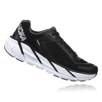 【線上體育】HOKA ONE ONE女 NAPALI 路跑鞋 黑/白, 6.5