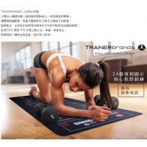 【線上體育】美國TRAINERmat核心肌群訓練墊 58cm*176cm*9mm