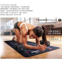 【線上體育】美國TRAINERmat核心肌群訓練墊 88cm*176cm*9mm
