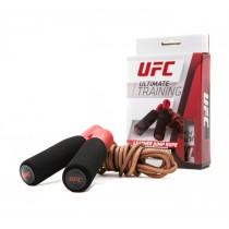 【線上體育】UFC 牛皮跳繩-咖啡 PS040009-K4-01-F