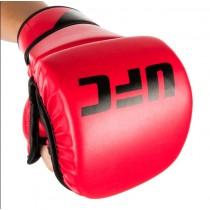 【線上體育】UFC MMA 散打手套,8oz-紅 S/M, PS090073-40-22-F