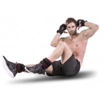 【線上體育】UFC UFC 腕、踝部重量沙袋-1kg,黑,UFC商標 PS100109-20-02-F