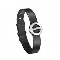 【線上體育】Philip Stein翡麗詩丹能量手環-【星鑽黑】
