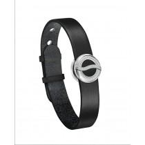 【線上體育】Philip Stein翡麗詩丹能量手環-【環鑽黑】
